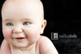 Gorgeous Baby Blue Eyes