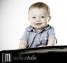 Adorable Little Boy Studio Pictures
