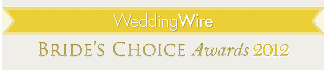 emailribbon Mullica Studio   Wins WeddingWire Brides Choice Award for 2012