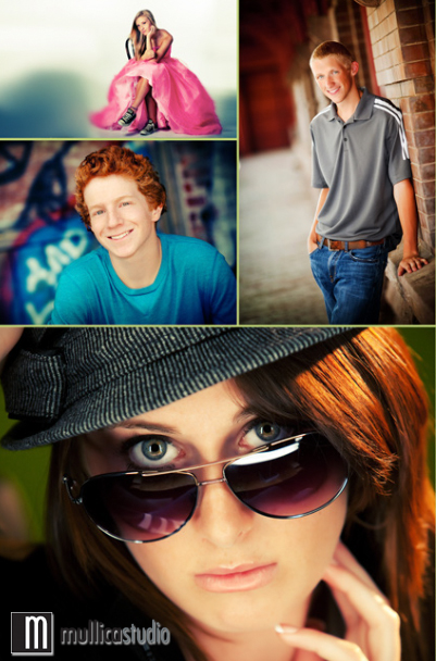 Schedule your professional senior portrait session today