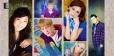 Vibrant, Colorful Des Moines High School Senior Portraits