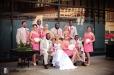 Awesome Des Moines Wedding Party Photos
